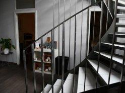 escalier vers rez inf